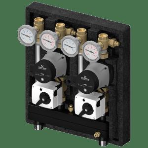 Kombimix MKST/MKST насосно-смесительный модуль