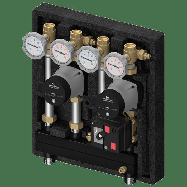 Kombimix UK/MKSTM насосно-смесительный модуль