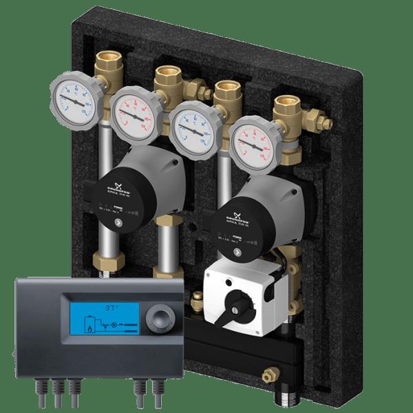 Kombimix UK/MTVE насосно-смесительный модуль