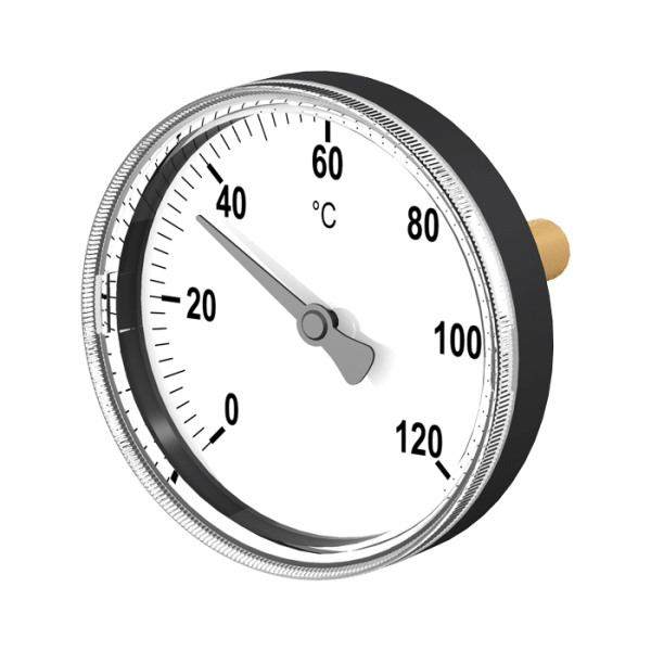 Flamcomix Precision Thermometer