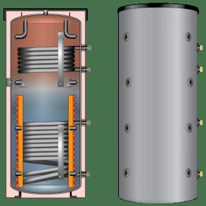 Буферная ёмкость HUCH SPSX-2G