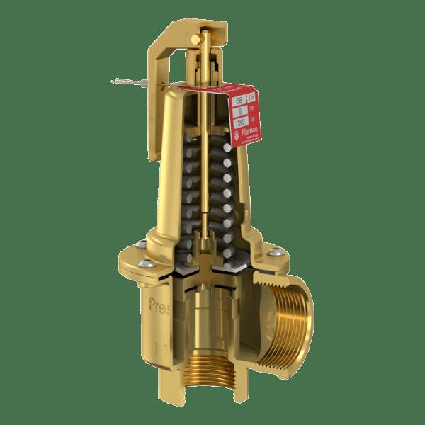 Предохранительный клапан Prescor SB